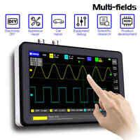 "7"" Oscilloscope Numerique Portable Touch Screen 100 MHz 1GSa/s Canaux 2"