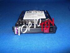 "HP 581311-001 600gb 2,5"" 10k DP 6gbs SAS hot-plug HDD/g2 => g7 581286-b21"