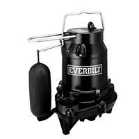 Everbilt Model HDS30 1/3 HP Cast Iron Sumbmersible Sump Pump
