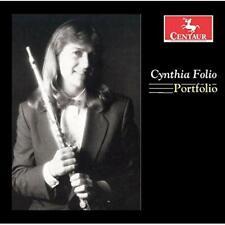 Portfolio ~ Cynthia Folio CD