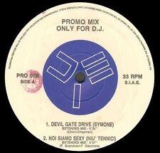 VARIOUS (SYMONE / NIU TENNICI / ANTICAPPELLA / MASTER AT WORK) - Promo Mix 58