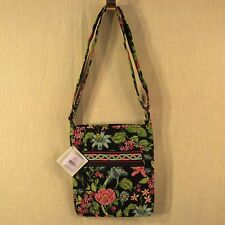 Vera Bradley - Hipster - Botanica - Cross Body Bag / Purse Adjustable Strap