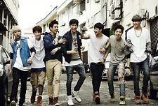 "GOT7 Poster KPOP Korea Boy Band Girl Group Silk Wall Posters Prints 12x18"" GOT73"