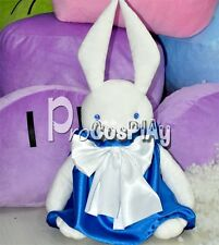 Pandora Hearts Alice White Ribbit Cosplay Plush Doll mp000930 100% Handmade Doll
