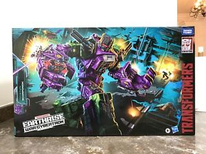 Transformers Earthrise SCORPONOK WFC-E25 TITAN CLASS War For Cybertron