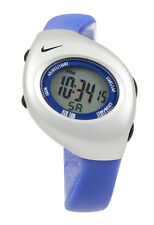 New Nike Kids Triax Junior WR0017 406 Sport Blue Sterling Digital Sports Watch