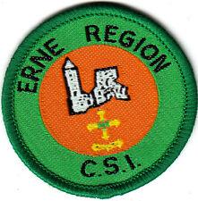 Boy Scout Badge Ext ERNE REGION CSI Assn IRELAND
