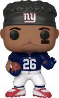 Funko--NFL: Giants - Saquon Barkley Pop! Vinyl