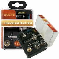 Universal 10 Piece Car Vehicle Emergency Bulb Fuse Spares H1 H4 H7 Auto Kit Set