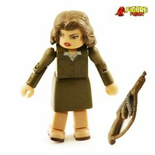Marvel Minimates Series 40 Captain America First Avenger Movie Peggy Carter