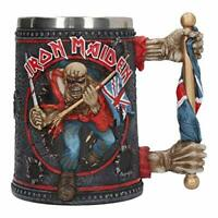 Iron Maiden Tankard - Officially Licensed Stunning Large Beer Mug