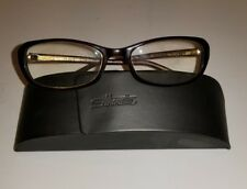 Oliver Peoples Marcela SI Glasses Frames and Silhouette Glasses Case