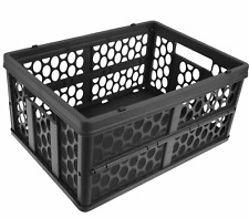 NEW GENUINE OEM 20384000 Collapsible Storage Bin Crate Basket for Mercedes Benz