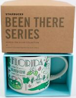 NEW 2018 Starbucks FLORIDA Been There Series Collection 14 Oz Ceramic Cup Mug