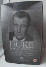 John Wayne Adventure VHS Films