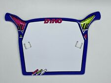 Dyno Style UL Ultra Light  BMX Number Plates