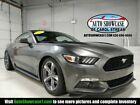 2015 Ford Mustang EcoBoost Premium 6spd 2015 Ford Mustang EcoBoost Premium 6spd Magnetic Metallic AVAILABLE NOW!!