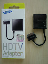 Samsung HDTV Adapter 30pin TOP f. Galaxy Note 10.1 Tab 10.1N 8.9 EPL-3PHPBEGSTD