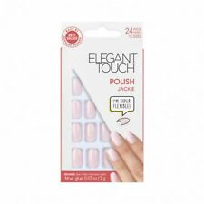 Elegant Touch Falsche Nägel │ Sebstklebend Tabletten│Schöne │ Poliert Jackie