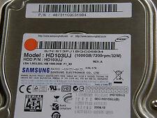 1 To Samsung hd103uj/487311cqc31984/2008.12 - Disco rigido Hard Disk Drive