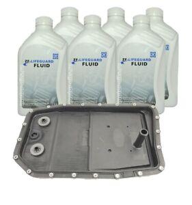 For Land Rover LR4 LR3 Range Sport Auto Trans Filter Kit 6 Liter ATF Oem ZF