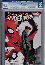 AMAZING SPIDER-MAN 17 & SPIDER-GWEN HASTINGS Variant SET both CGC 9.8 FREE UK PO