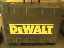 DEWALT CORDLESS CIRCULAR SAW HARD CASE
