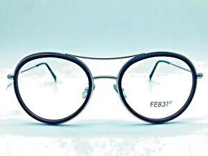Feb 31 ST Hanna Holzbrille Handarbeit Unikat Fassung Brille Brillen Gestell Neu