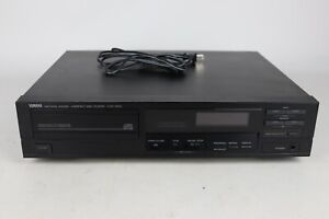 Yamaha CDX-410U Natural Sound Home Audio Compact Disc CD Player - Tested/Working