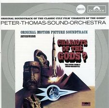Peter Thomas, Peter-Thomas-Sound-Orchestra - Chariots of the Gods [New CD] Germa
