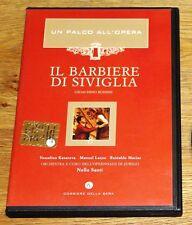 DVD-UN PALCO ALL'OPERA - G.ROSSINI. IL BARBIERE DI SIVIGLIA - NUOVO (SIGILLATO)