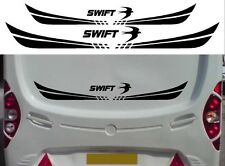 SWIFT CARAVAN/MOTORHOME 2 PIECE KIT DECALS STICKERS CHOICE OF COLOURS