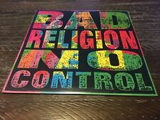"Bad Religion ""No Control"" LP (Vinyl, Epitaph) New Sealed Punk"