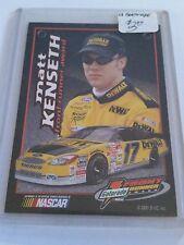 2001 Press Pass Gatorade Front Runner Award #2 Matt Kenseth