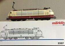 Märklin H0 3357 E-Lok BR 103, in OVP