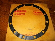 NOS Rear Axle Differential Cover Gasket 1953 Chrysler Crown Imperial V8 #929877