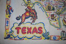 """Texas Cloth Banner 31"""" X 38"""""""