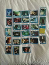 26 vintage 1982 E.T. the movie trading cards