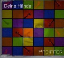 (BF772) Pfeiffer, Deine Hande - 2001 CD
