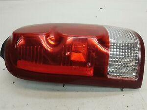 OEM Pontiac Montana SV6 2005-2009 Rear Left Tail Light Lamp