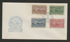 Philippines 1948 food agriculture FAO issue FDC