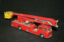 CORGI TOYS VINTAGE YR1964 NO 1127 BEDFORD FIRE ENGINE VERY GOOD ORIG COND NO BOX