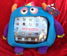 Tablet Holder Monsters Party  Holds 8-9 Inch  X 7-8 In Pad Brand New 4 Colours