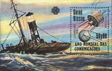 Guinea-Bissau Bloque 254 (edición completa) usado