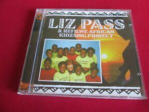 LIZ PASS & REFILWE AFRICAN KIDZSING PROJECT CD