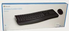 Microsoft Mouse / Keyboard Wireless Comfort 5050 UK Brand New