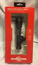 Surefire M600 Ultra Scout Light M600U-Z68-BK LED WeaponLight 500 Lumen