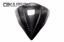 2011 - 2012 Kawasaki Z750R Carbon Fiber Windscreen - 2x2 twill weaves