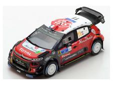 Citroen Ds3 Wrc #11 4Th Mexico Rally 2011 1:43 Spark S3304 Modellino