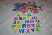 ABC-Alphabet Zahl Sticker Moosgummi Aufkleber Buchstaben Schultüte Scrapbooking